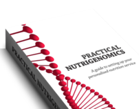 Practical Nutrigenomics book cover