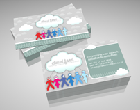 Cloud Feed - Logo & Business Card Design