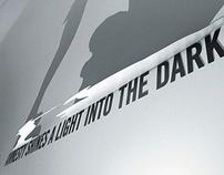 Amnesty International - Light Sculpture