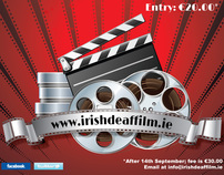 IDFF | Irish Deaf Film Festival