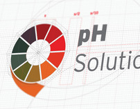 pH Solutions Corporate Identity