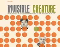 Style Guide - Invisible Creature