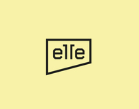 Elle - Self promotion