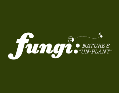 Science Exhibit - Fungi