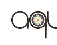 Aqua Salon and Spa: Logo and Branding