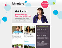BigFuture - Email Template