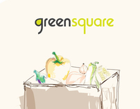 Greensquare -The organic community