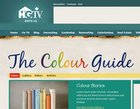 HGTV Colour Guide