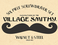 Village Smithy Package Design