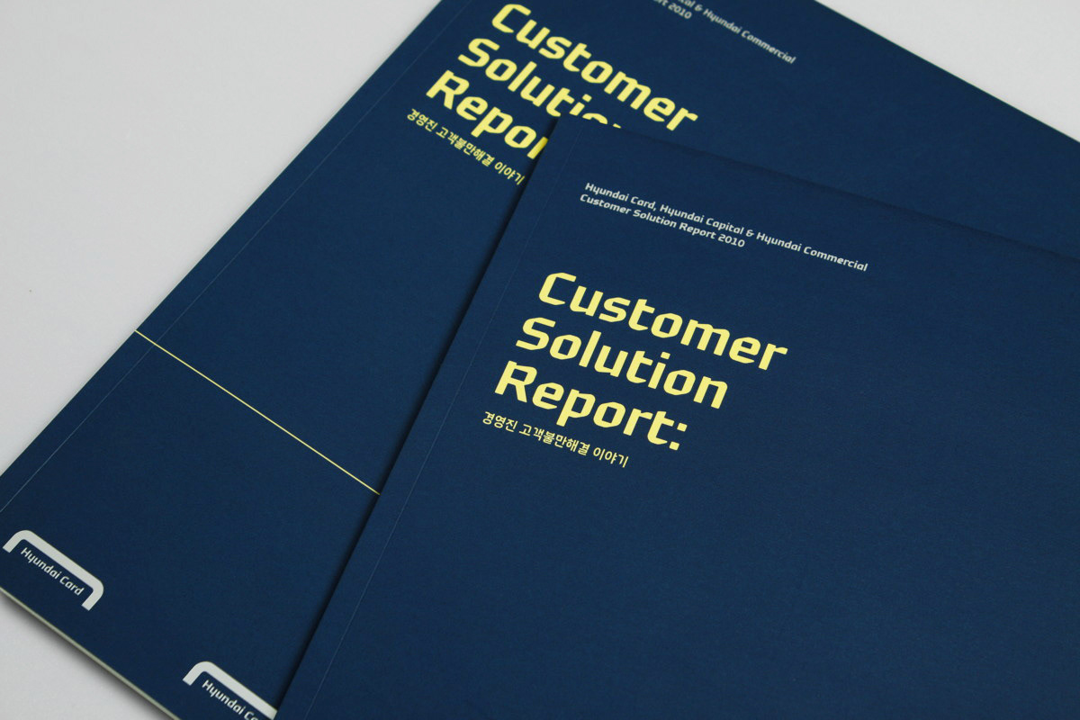 Customer Solution Report