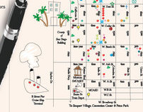 Little Italy San Diego Map
