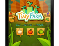 TinyFarm Visual Design (iPhone Game)