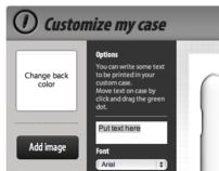 CaseMyWay - Customizer beta
