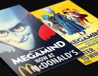 Regal Cinemas & McDonalds Promotions