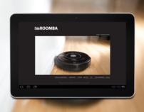 Clube Roomba | Website