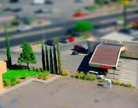 Tilt Shift Las Cruces