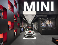 MINI Pop-Up Store London Westfield