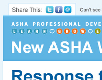 ASHA Email Template