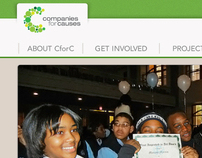 Companies for Causes website