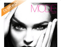 MODE- Magazine Design