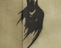 Perils of Necromancy | Composite Drawing