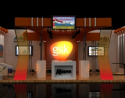 GSK Exhibition (Avameys- Augmentine- Keppra )