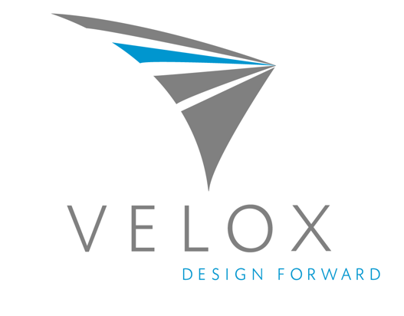 Velox. Design Forward.