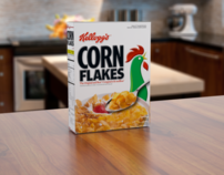 After Effects Final Project - Kellogg's  USA sponsor