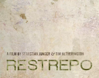 Restrepo Title Sequence