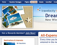 Travelocity Rewards & Leisure Exclusives