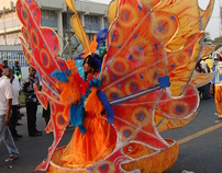 Splash Of Colours - Calabar Carnival