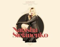 Web Site NATASHA STEFANENKO