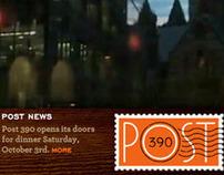 Post 390 website