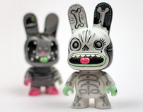 BuneeQ's - Customized vinyl toys