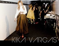 KIKA  - BACKSTAGE