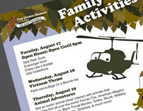 First Division Museum: Family Activities