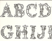 Alphabet, Typography