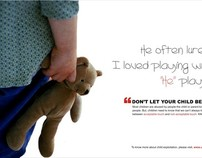 Social campaign- child sexual abuse