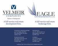 Full ad for Velmeir and Eagle Companies