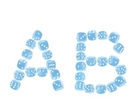 Blue G Typeface