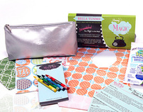 Mommys Magic Kit - Package Design