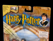 Packaging Design, Harry Potter
