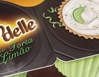 Nestlé Chandelle Package - work at FutureBrand