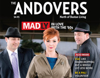 Mad Men (Andover Magazine, Spring 2012)