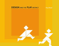 Paul Rand: Design and The Play Instinct