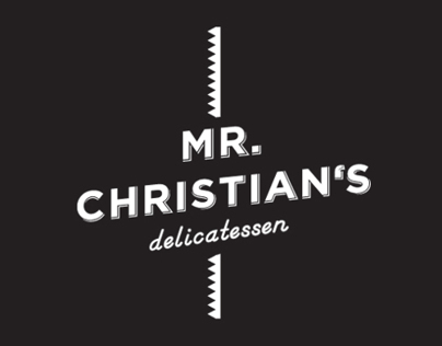 MR. CHRISTIANS