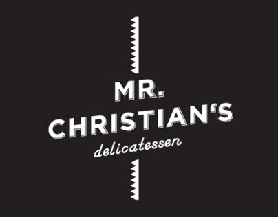 MR. CHRISTIANS