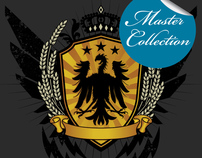 Crest Master Collection from TheVectorLab