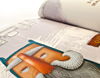Se llena la bodega - Book Design and Illustration