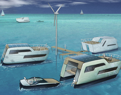 Finalist for the Visions of Future Boating Contest